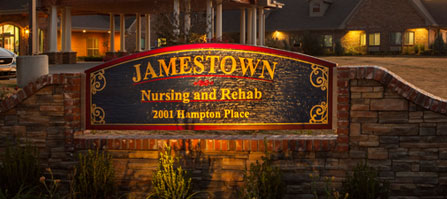 Jamestown Nursing and Rehabilitation Center